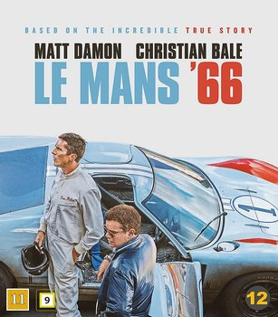 Le Mans 66 (Blu-ray)
