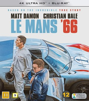 Le Mans 66 (4K Ultra HD Blu-ray + Blu-ray)