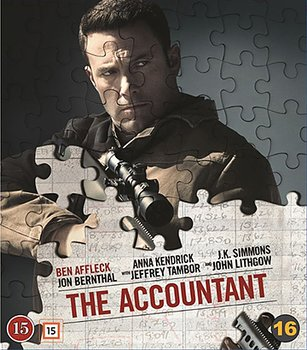 Accountant (Blu-ray) (Begagnad)