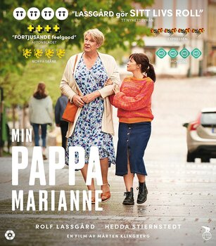 Min Pappa Marianne (Blu-ray)