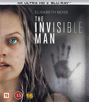 Invisible Man (4K Ultra HD Blu-ray + Blu-ray)