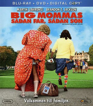 Big Mommas - Sådan Far, Sådan Son (Blu-ray + DVD)