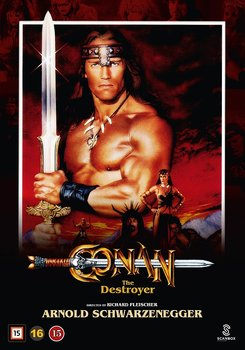 Conan - The Destroyer