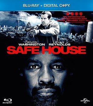 Safe House (2012) (2-disc) (Blu-ray) (Begagnad)