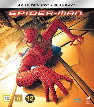 Spider-Man 1 (4K Ultra HD Blu-ray)