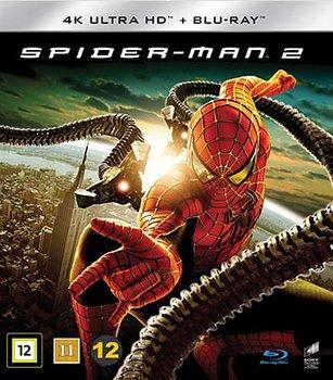 Spider-Man 2 (4K Ultra HD Blu-ray)