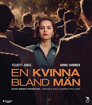 En Kvinna Bland Män (Blu-ray)