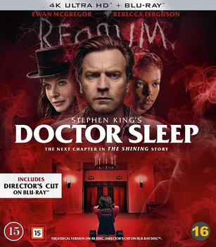 Doctor Sleep (4K Ultra HD Blu-ray + Blu-ray)