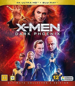 X-Men - Dark Phoenix (4K Ultra HD Blu-ray + Blu-ray)