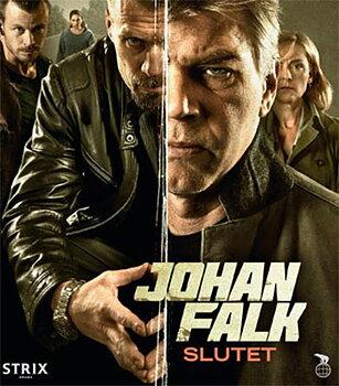 Johan Falk 17 - Slutet (Blu-ray) (Begagnad)