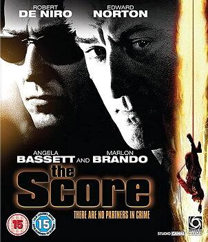Score (ej svensk text) (Blu-ray)