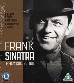 Frank Sinatra - 3-Film Collection (ej svensk text) (Blu-ray)
