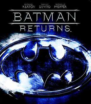 Batman Returns (Blu-ray) (Begagnad)
