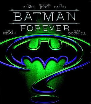Batman Forever (Blu-ray) (Begagnad)