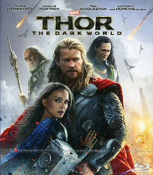 Thor 2 - The Dark World (Blu-ray) (Begagnad)