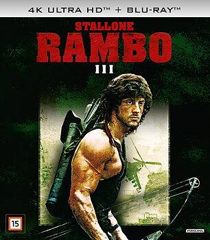 Rambo III (4K Ultra HD Blu-ray + Blu-ray)