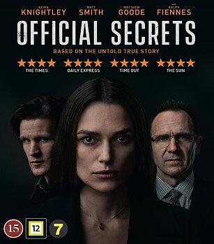 Official Secrets (Blu-ray)