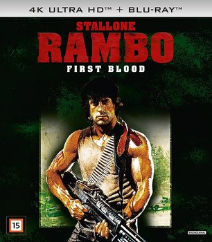 First Blood (4K Ultra HD Blu-ray + Blu-ray)