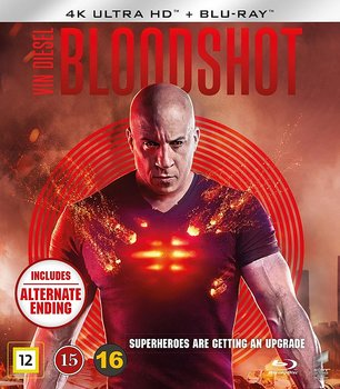 Bloodshot (4K Ultra HD Blu-ray + Blu-ray)