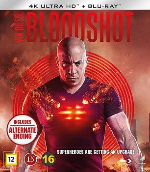 Bloodshot (4K Ultra HD Blu-ray + Blu-ray)