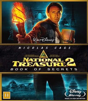 National Treasure 2 - Hemligheternas Bok (Blu-ray)
