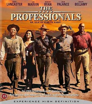 Professionals (Blu-ray)