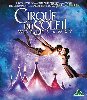 Cirque Du Soleil - World's Away (Blu-ray) (Begagnad)