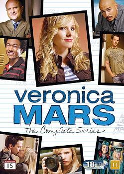Veronica Mars - Hela Serien (18-disc)