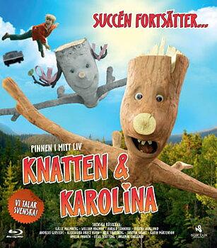 Knatten & Karolina (Blu-ray)