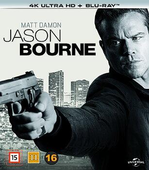 Jason Bourne - 4K Ultra HD Blu-ray