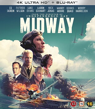 Midway (4K Ultra HD Blu-ray + Blu-ray)