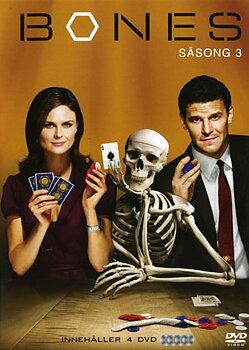 Bones - Säsong 3 (Begagnad)