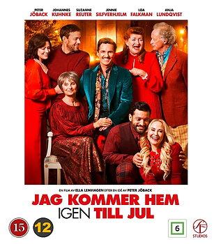 Jag Kommer Hem Igen Till Jul (Blu-ray)