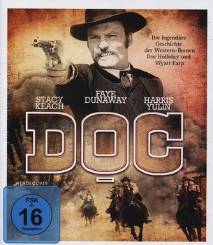 Doc (ej svensk text) (Blu-ray)