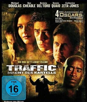 Traffic (ej svensk text) (Blu-ray)