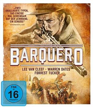 Barquero (ej svensk text) (Blu-ray)