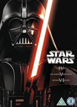Star Wars 4-6 Trilogy (3-disc) (ej svensk text)