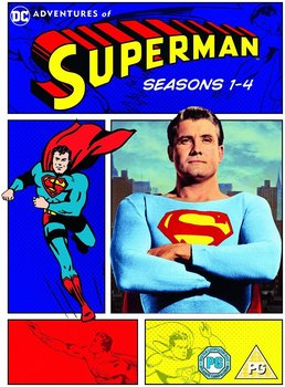 Adventures of Superman - Season 1-4 (ej svensk text)