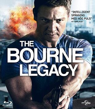 Bourne Legacy (Blu-ray) (Begagnad)