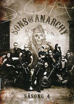 Sons of Anarchy - Säsong 4 (Begagnad)