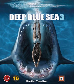 Deep Blue Sea 3 (Blu-ray)