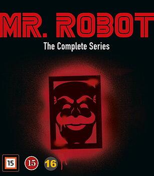 Mr. Robot - Säsong 1-4 (Blu-ray)