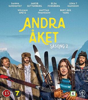 Andra Åket - Säsong 2 (Blu-ray)