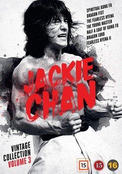 Jackie Chan Vintage Collection - Volym 3