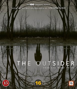 The Outsider - Säsong 1 (Blu-ray)