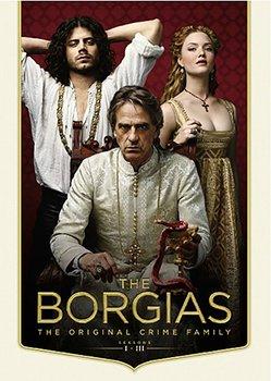 Borgias - Säsong 1-3