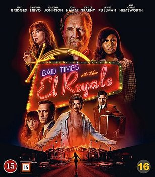 Bad Times At the El Royale (Blu-ray) (Begagnad)