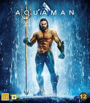 Aquaman (Blu-ray) (Begagnad)