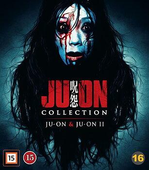 Ju-On 1 & Ju-On 2 (Blu-ray)