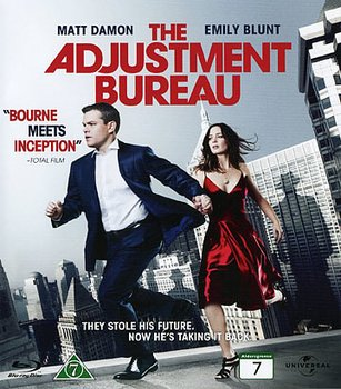 Adjustment Bureau (Blu-ray) (Begagnad)